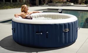 Bồn tắm nước nóng di động có thể bơm phồng trong vài phút