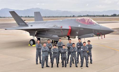 Tiêm kích tàng hình F-35A của Nhật Bản. Ảnh: Japan Times.