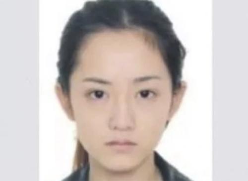 Nữ nghi phạm đang bị truy nã tại Trung Quốc Qingchen Jingjing. Ảnh: SCMP