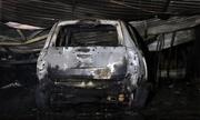 Ôtô cháy ở garage sẽ được bảo hiểm đền bù