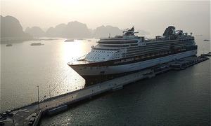 Bến cảng hơn 1.000 tỷ đồng mở cửa đón khách ở Quảng Ninh