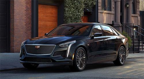 Cadillac CT6 - dòng sedan hạng sang cỡ lớn - cũng sẽ dừng sản xuất trong 2019, chỉ sau 4 năm ra mắt.
