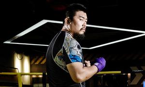 Võ sĩ MMA muốn bóc trần ảo tưởng 'giấc mơ võ hiệp' Trung Quốc