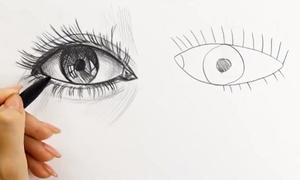 Dạy trẻ cách đánh bóng để bức vẽ sắc sảo hơn