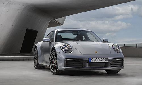 Porsche 911 Carrera S và 4S phiên bản mới trình làng tại Los Angeles Auto Show 2018.