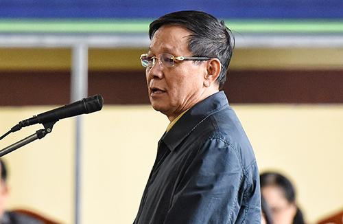 Ông Phan Văn Vĩnh. Ảnh: Giang Huy.
