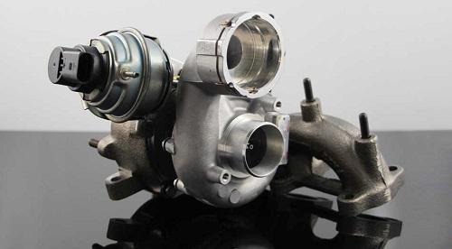Bộ tăng áp dùng cho động cơ ôtô. Ảnh: Turbo