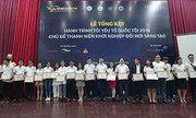 Startup khép lại hành trình 10 ngày xuyên Việt