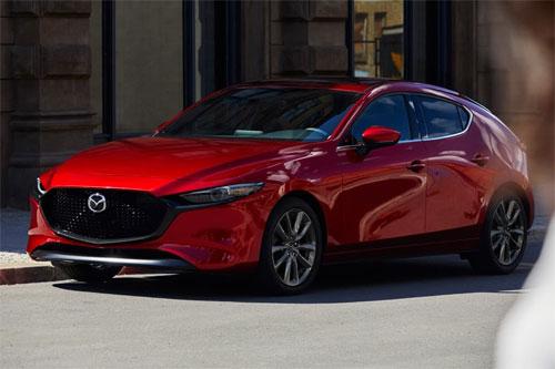 Mazda3 thế hệ mới sở hữu nhiều đường nét từ mẫu Kai Concept.