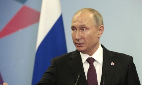 Tổng thống Nga Putin. Ảnh: RFERL.
