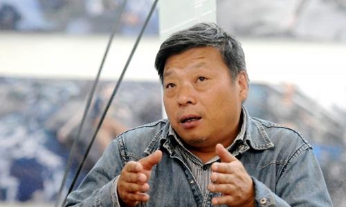 Lư Quảng tại một sự kiện về nhiếp ảnh ở Trung Quốc hồi năm 2014. Ảnh: Reuters.
