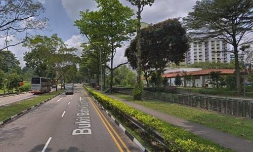 Bukit Batok, khu nhà ở của hai vợ chồng Seah Kian Beng và Truong Bich Hue tại Singapore. Ảnh: Google Maps.
