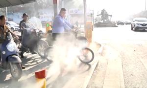 'Thần khí' ngăn vượt đèn đỏ ở Trung Quốc