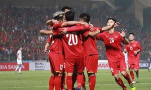 Những cuộc đối đầu giữa Việt Nam và Philippines tại AFF Cup