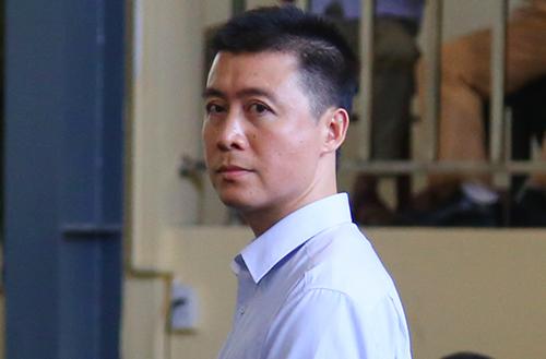 Bị cáo Phan Sào Nam. Ảnh: Giang Huy.