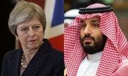 Thủ tướng Anh sẽ gặp Thái tử Arab Saudi bàn về vụ Khashoggi