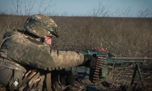 Ukraine tập trận phòng không gần biển Azov sau vụ Nga bắt tàu chiến