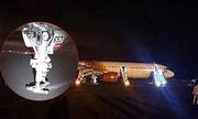 'Hành khách thiếu kiến thức nên giẫm đạp nhau để thoát khỏi máy bay rơi bánh'