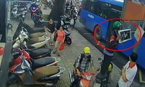 Nạn trộm cắp thiết bị giao thông công cộng ở Sài Gòn