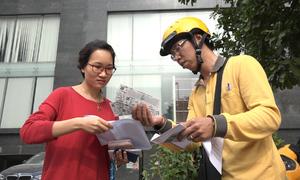 Người mua bắt đầu nhận vé trận Việt Nam - Philippines