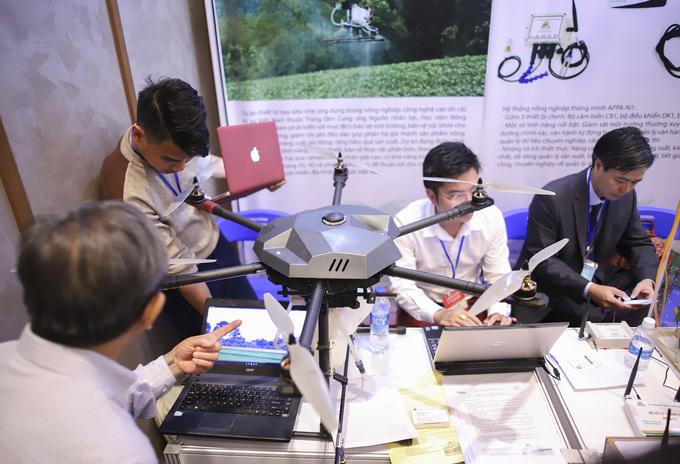 Những công nghệ thể hiện sáng tạo của startup Việt tại Techfest 2018
