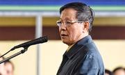 Cựu tổng cục trưởng Phan Văn Vĩnh bị phạt 9 năm tù và 100 triệu đồng
