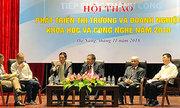 Việt Nam cần có mạng lưới tư vấn thương mại hóa công nghệ