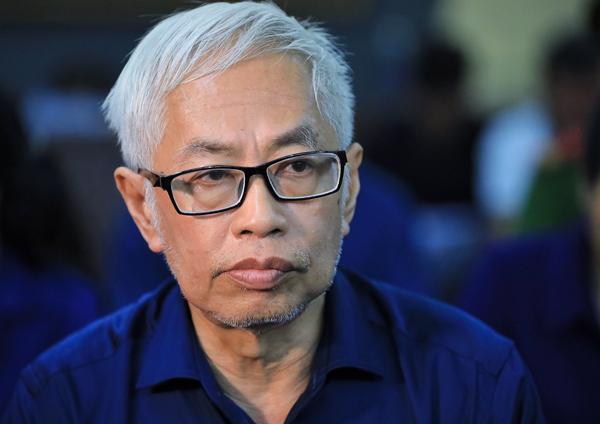 Ông Trần Phương Bình từng là giảng viên, trước khi qua lãnh đạo DAB. Ảnh: Hữu Khoa.