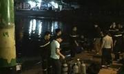 Thách nhau bơi qua hồ, một người chết đuối ở Hà Nội