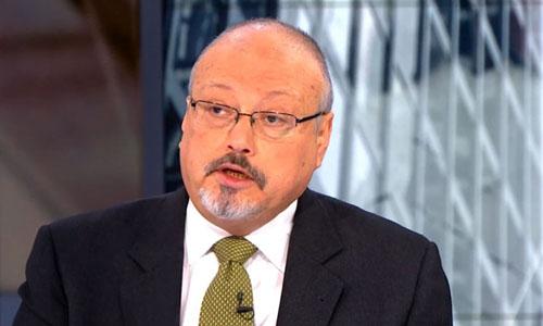 Nhà báo người Arab Saudi Jamal Khashoggi. Ảnh: AP.