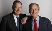 Ba cựu tổng thống Mỹ tưởng nhớ Bush 'cha'