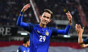 Malaysia 0-0 Thái Lan
