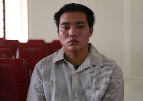 Bị cáo Lương Văn Hùng. Ảnh: Hải Bình