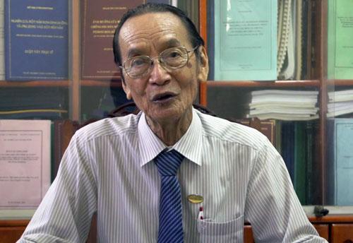 Nhà giáo nhân dân Dương Thanh Liêm qua đời