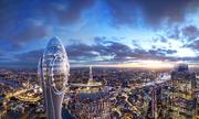 Dự án nhà chọc trời hình hoa tulip gây tranh cãi ở London
