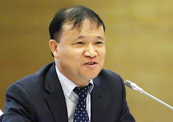 Ông Mai Tiến Dũng: 'Số nợ nhà thầu ở dự án Metro TP HCM không quá nhiều'