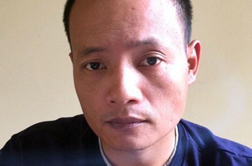 Nghi phạm Nguyễn Văn Bình. Ảnh: Q. Trường.