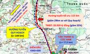 Cao tốc Lạng Sơn - Cao Bằng dài 115 km được trình Chính phủ