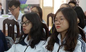 Học sinh, giáo viên mong chờ phương án thi THPT quốc gia