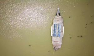 Kiến trúc sư mang trường học đến với trẻ vùng lũ Bangladesh
