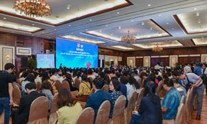 160 cuộc kết nối tại ngày hội công nghệ Techfest 2018