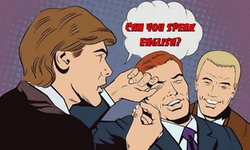 Biết nhiều ngoại ngữ cũng chẳng ích lợi gì!