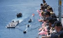 Hòn đảo nhỏ đóng vai trò lớn trong chiến lược Mỹ đối phó Trung Quốc