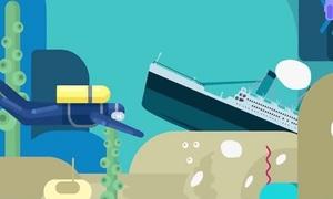 Lý do xác tàu Titanic vĩnh viễn nằm dưới đáy Đại Tây Dương