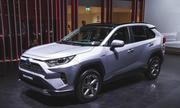 Toyota RAV4 2019 giá từ 37.000 USD tại châu Âu