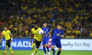 Thái Lan 2-2 Malaysia