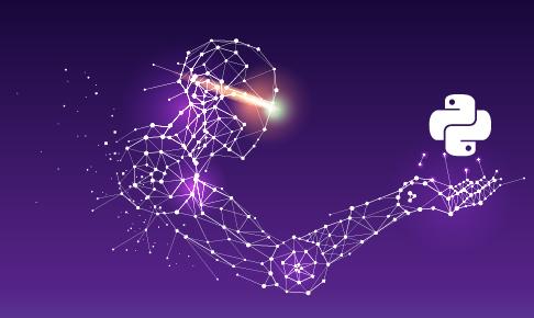 Python đứng đầu trong việc phát triển AI.