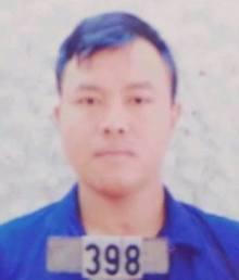 Bị can Nguyễn Văn Giang.