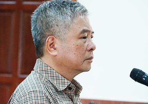 Nguyên phó thống đốc NHNN Đặng Thanh Bình. Ảnh: Kỳ Hoa.