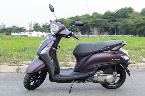 Grande Hybrid ra mắt tại Sài Gòn.